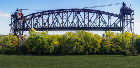 Joliet Illinois Transporter bridge