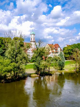 Bavarian riverside retreat