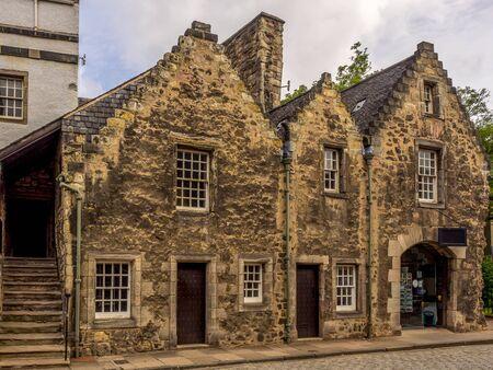 Historic Edinburgh around the Abbey