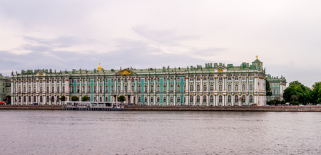 Winter Palace and Hermitage Musuem, St Petersburg Russia