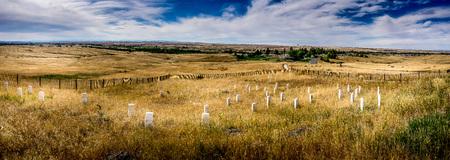 Last Stand Hill - Battle of the Little Bighorn, Montana