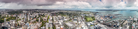 Auckland City and surrounding area, New Zealand