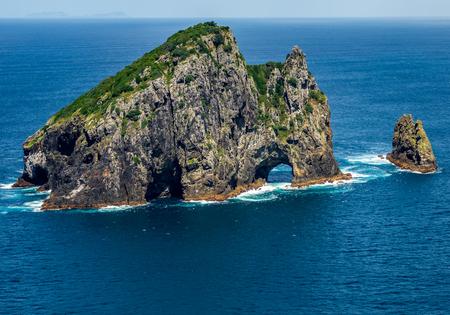 Motu K�kako, New Zealand