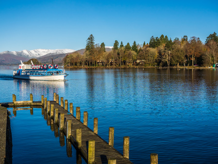 Bowness waterfront, Lake Windermere