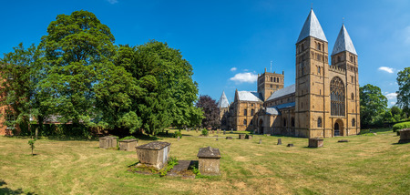 Beautiful and tranquil Norman Minster and Cathedral dating from 1108.