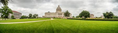 Minnesota Capitol Building, Saint Paul, MN