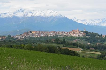 piedmont: Mondov&i- Piedmont - North Italy
