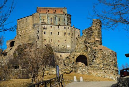 san michele: The Abbey of San Michele