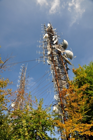 Antennas and electromagnetic waves photo