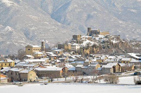 Village of San Giorio photo