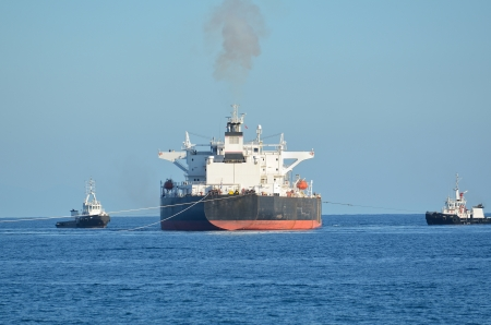 Supertanker photo