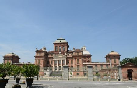 racconigi: The Castle Racconigi - XI century