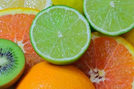 rutaceae: Las frutas c�tricas
