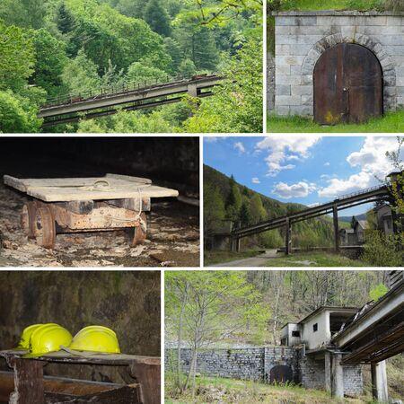strenuous: Mines Traversella - Piedmont