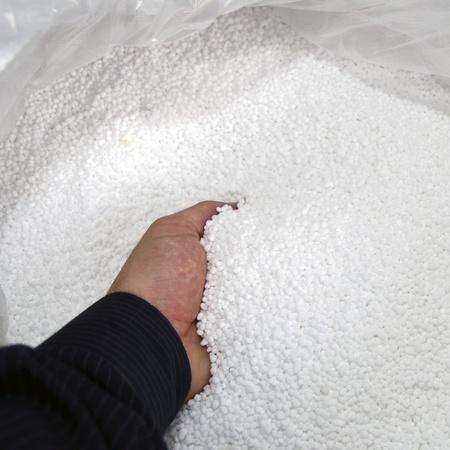 potassium: Nitrogen fertilizer