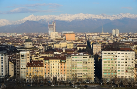 City of Turin -Italy Stock Photo - 18460773