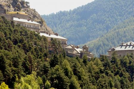 servitude: Fortress of Fenestrelle - Chisone - Piedmont
