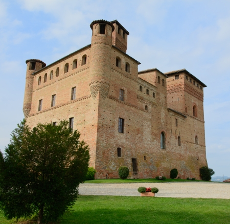 camillo: Castle of Grinzane Cavour - Piedmont - North Italy
