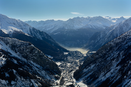 veny: The valley of Courmayeur