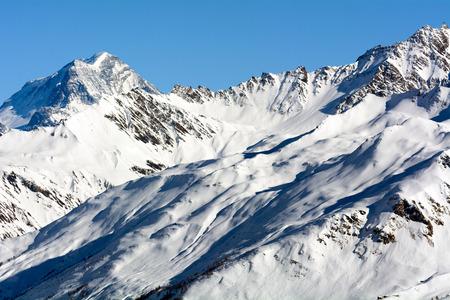 aosta: Peaks in Valdigne - Alta Valle d Aosta - Northern Italy