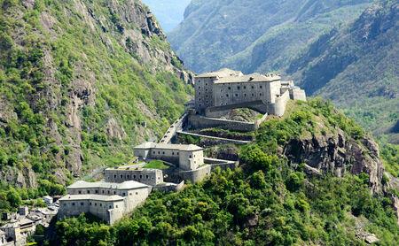 aosta: Bard Fortress - Aosta Valley - Italy