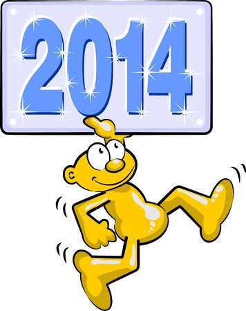 blessedness: New Year 2014 is already here