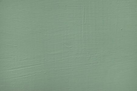 Wall background painted with pistachio paint brush.