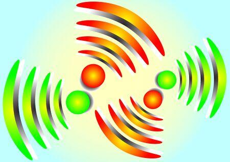 wave signals photo