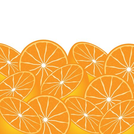 cleave: orange is delicious fruit