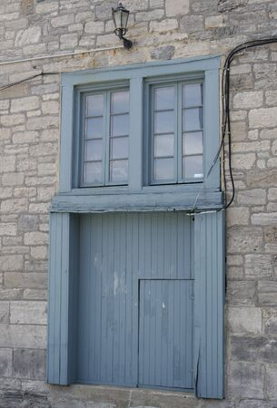 Doorway in Old Montreal, Quebec