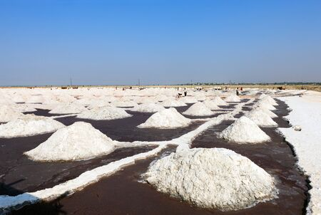 tonnes: The Sambhar Salt Lake, Indias largest inland salt lake, sits 96 km south west of the city of Jaipur (Northwest India) and 64 km north east of Ajmer along National Highway 8 in Rajasthan.