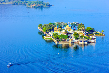 jag: Jag Mandir is a palace built on an island in the Lake Pichola. It is also called the Lake Garden Palace. The palace is located in Udaipur city in the Indian state of Rajasthan. Editorial