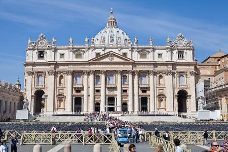 saint peter: Saint Peter s Basilica