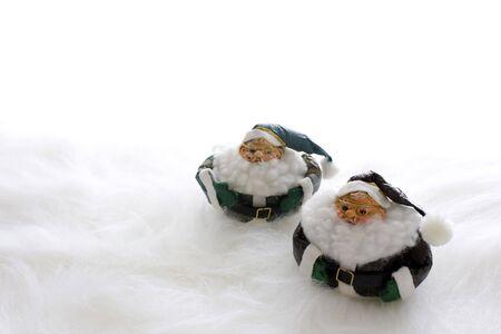 fad: Two very fad Santa Claus