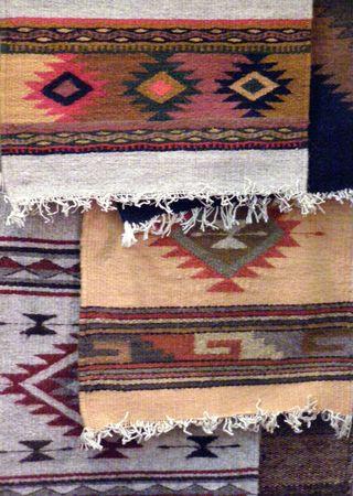 rug: Navaho rugs