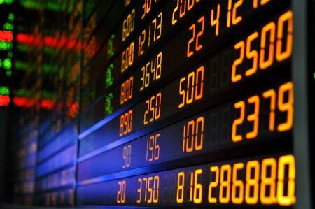 agente comercial: Visualizaci�n de cotizaciones del mercado de valores