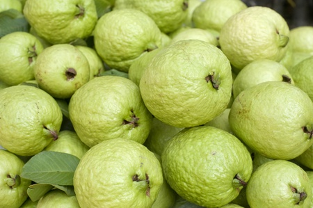 produce energy: guava Stock Photo