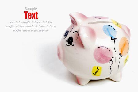 coin money background / money stack / thai bath Stock Photo - 8765294