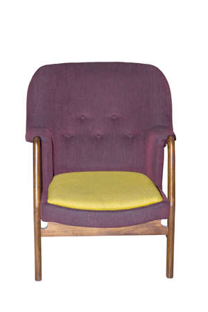 Image of a chair on white  Stock Photo - 9077113