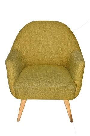 白い椅子の社会的イメージ