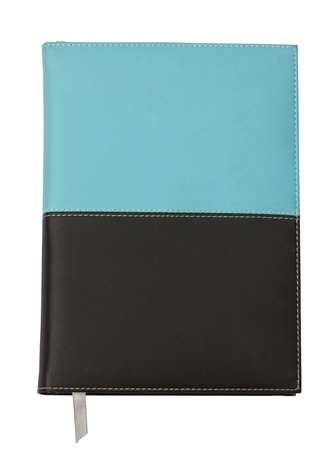 Notebook horizontal single page background, Stock Photo - 9848005