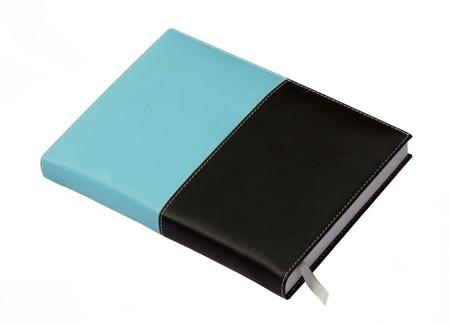 Notebook horizontal single page background, Stock Photo - 9847978