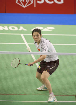 Badminton : SCG Thailand Open Grand Prix Gold 2011