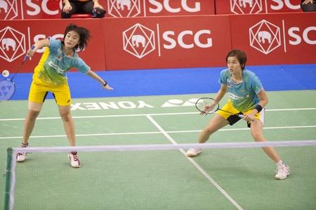 Badminton : SCG Thailand Open Grand Prix Gold 2011