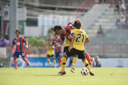 premier league: Football : Thai Premier League (TPL) 2011 Editorial