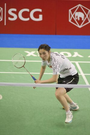 SCG Thailand Open Grand Prix Gold 2011  Stock Photo - 9916050