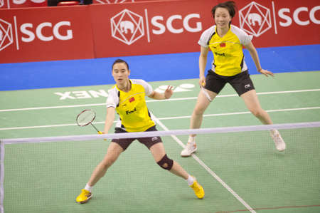 SCG Thailand Open Grand Prix Gold 2011