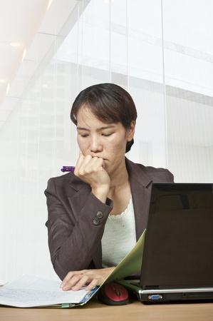 Business woman Stock Photo - 10689107