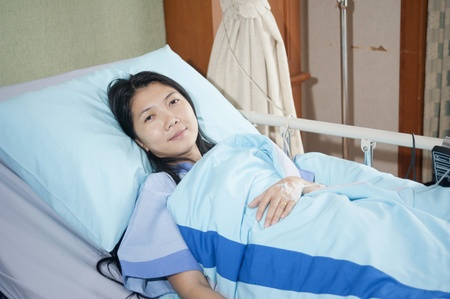 patient in hospital  Stock Photo - 10943939