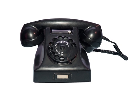 Old Phone  Stock Photo - 12665328